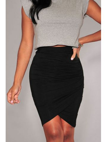 https://d38jde2cfwaolo.cloudfront.net/102056-thickbox_default/black-draped-knee-length-skirt.jpg