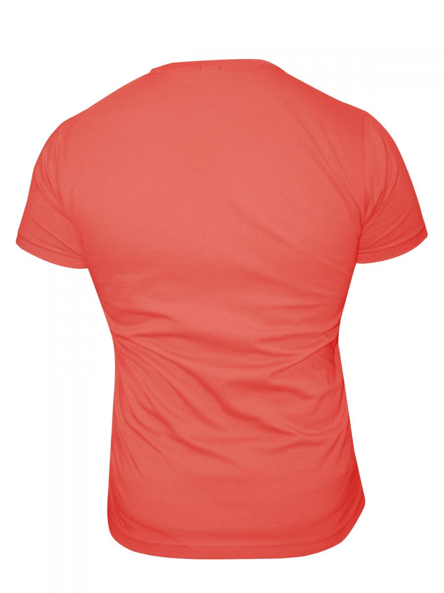 Buy T Shirts Online Pepe Jeans Men 39 S Coral Tshirt