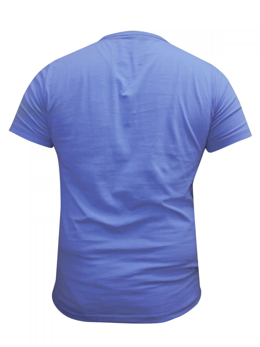 Buy t shirts online fcuk men 39 s light blue t shirt Light blue t shirt mens