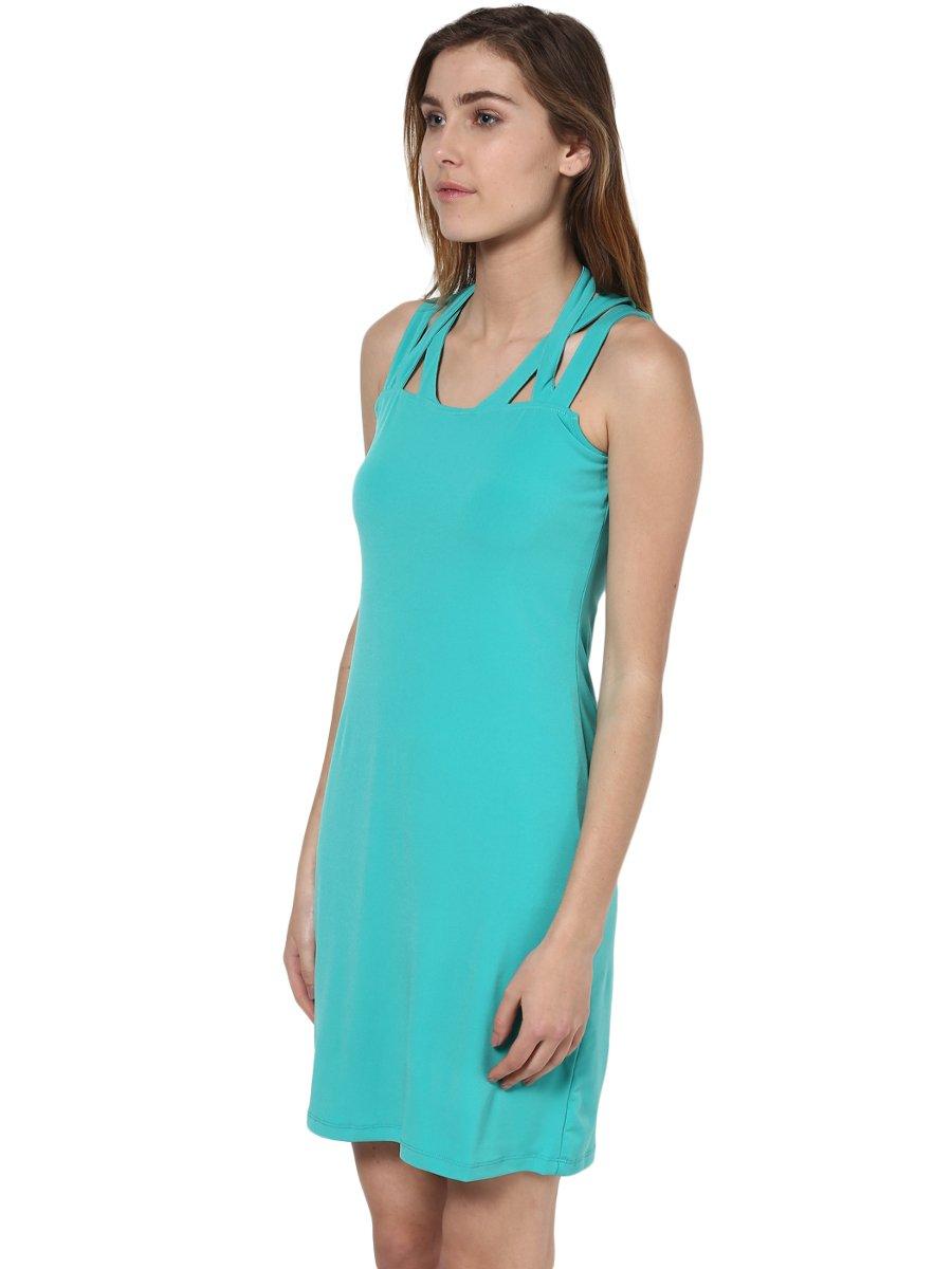 a50a4d7ae7 Kaxiaa Green Dress   K-dr-31038c   Cilory.com