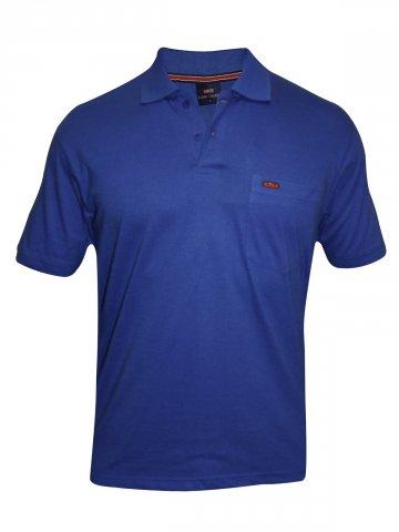 Cloak & Decker Blue Polo T Shirt at cilory
