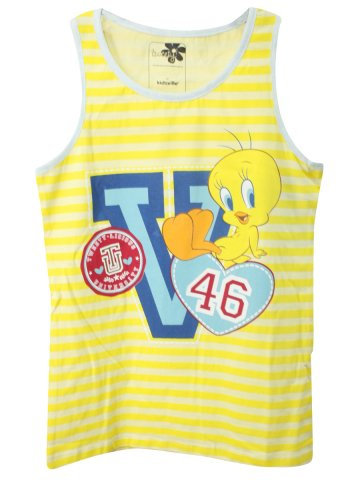 https://static.cilory.com/122877-thickbox_default/tweety-yellow-sleeveless-tee.jpg