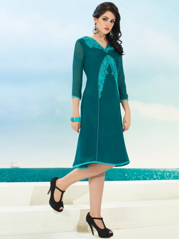 https://d38jde2cfwaolo.cloudfront.net/123097-thickbox_default/designer-sea-green-georgette-kurti.jpg