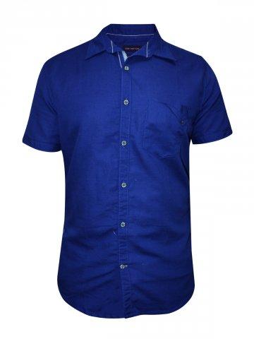 https://static8.cilory.com/124332-thickbox_default/tom-hatton-royal-blue-solid-casual-shirt.jpg