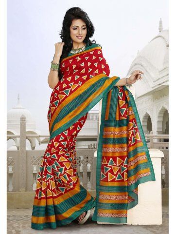 https://static4.cilory.com/124946-thickbox_default/bhagalpuri-printed-red-sea-green-saree-with-unstitched-blouse.jpg