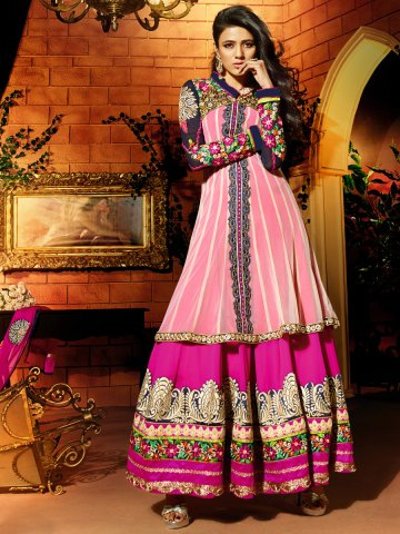 https://static3.cilory.com/129911-thickbox_default/glossy-pink-semi-stitched-anarkali.jpg