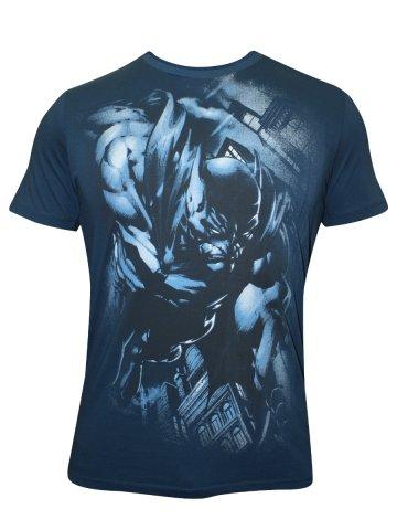 76b5cd449bba3 Super Hero.  Batman Mallard Blue Round Neck T Shirt.  https   static8.cilory.com 138069-thickbox default batman- View full size