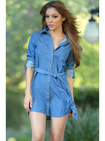 https://static8.cilory.com/159627-thickbox_default/blue-button-down-belted-denim-mini-dress.jpg