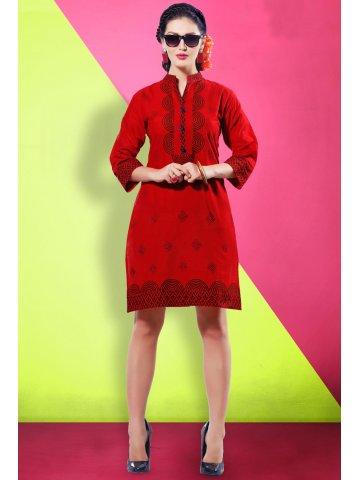 https://static2.cilory.com/178059-thickbox_default/royal-red-cotton-kurti.jpg