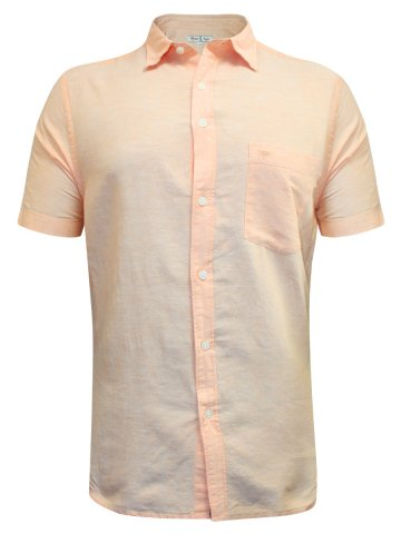 https://static7.cilory.com/180929-thickbox_default/red-tape-peach-casual-linen-half-sleeves-shirt.jpg