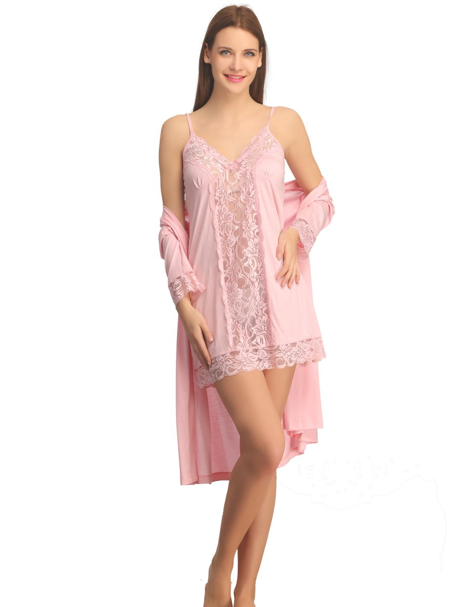 Buy Nightdress And Dressing Gown Sets Online On Zivame Zivame has given a new meaning to inner beauty. With an extensive collection of Bras, Panties, Dresses, Pyjamas, and more, they are creating a niche in comfort wear.