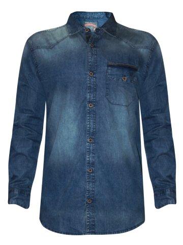 https://static1.cilory.com/199754-thickbox_default/tom-hatton-blue-casual-denim-shirt.jpg