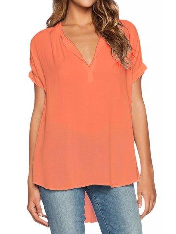 https://static2.cilory.com/207309-thickbox_default/orange-v-neck-short-sleeve-oversize-blouse.jpg