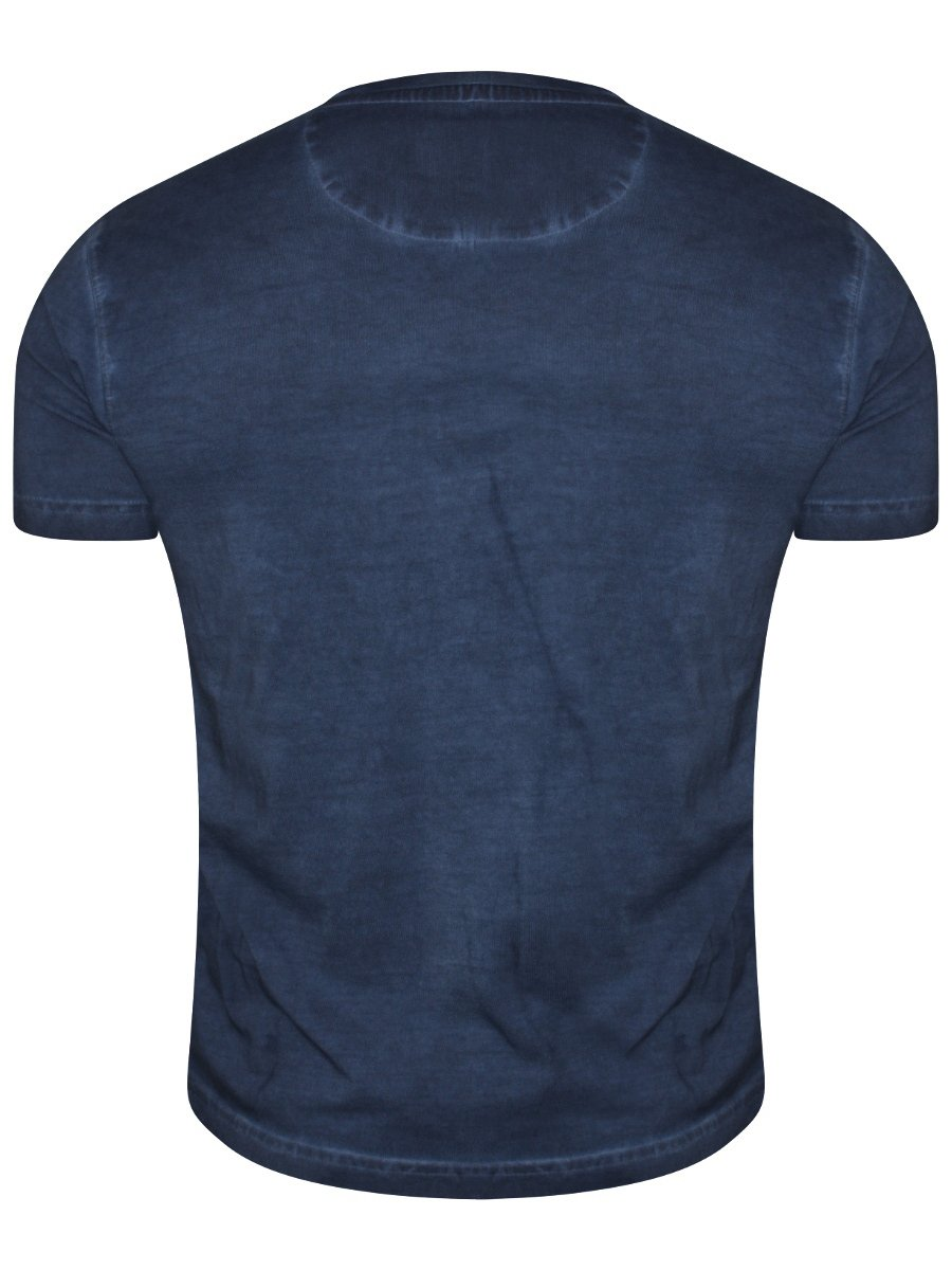 68801ca5 >Wrangler Navy Round Neck T-Shirt.  https://static7.cilory.com/225498-thickbox_default/wrangler- View full size