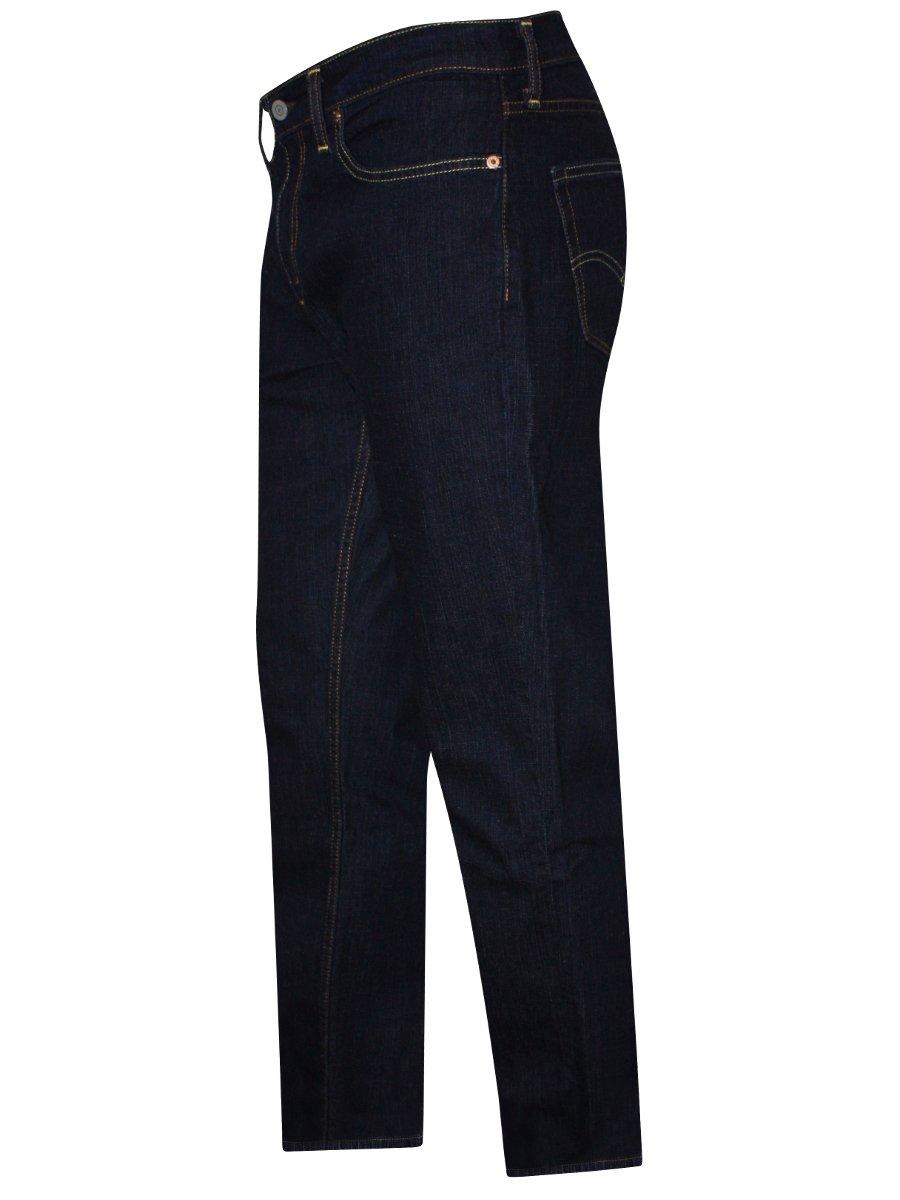 levis 511 dark blue slim stretch jeans 18298 0086. Black Bedroom Furniture Sets. Home Design Ideas