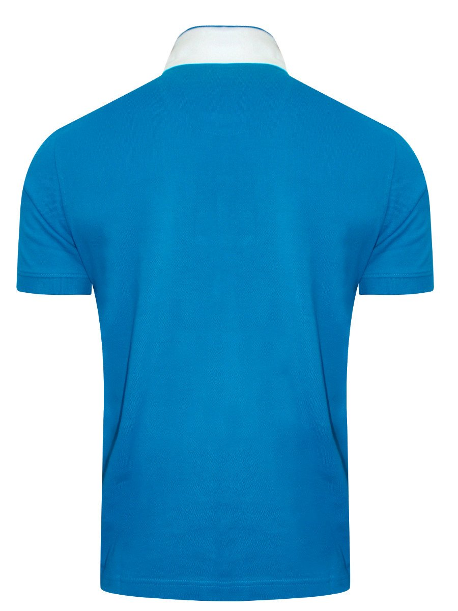 Buy T Shirts Online Izod Crisp Blue Polo T Shirt