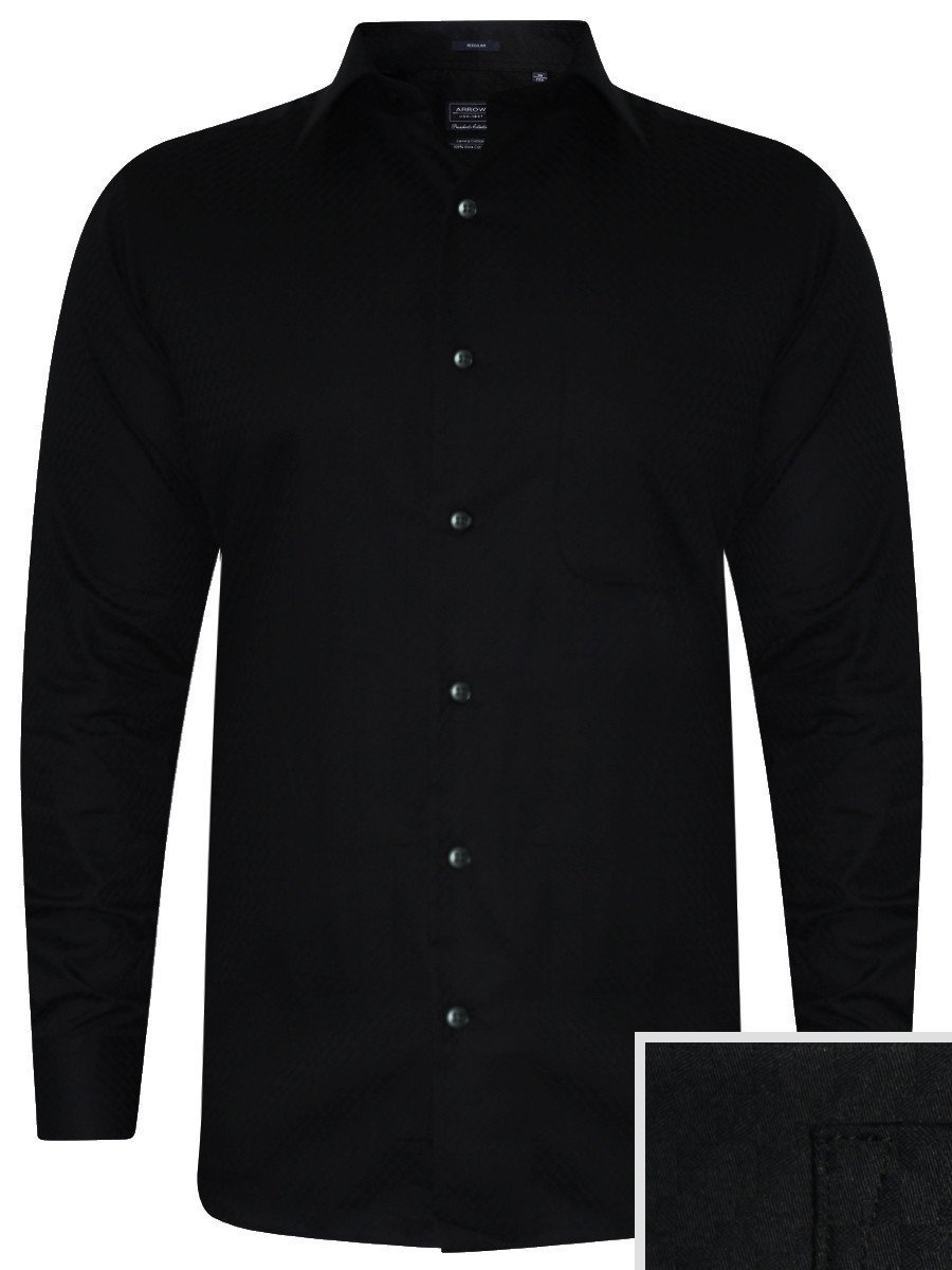 Arrow Dress Shirt Size Chart Joe Maloy