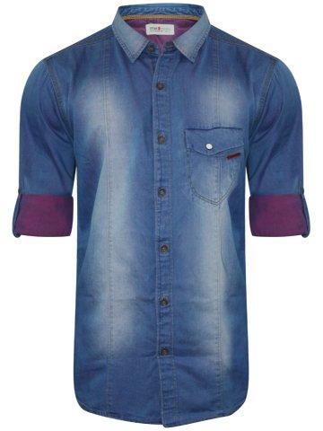 https://static8.cilory.com/260966-thickbox_default/spykar-blue-casual-shirt.jpg