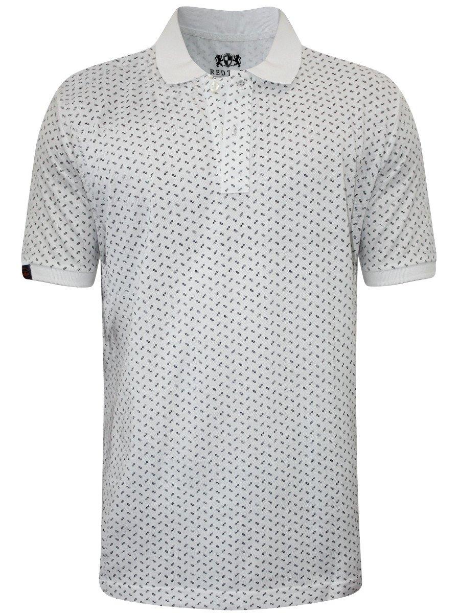 d083f40f1 Red Tape White Polo T-shirt | Rph6545-white Motif | Cilory.com