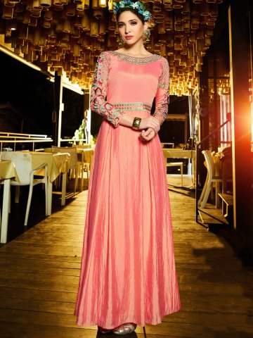 https://d38jde2cfwaolo.cloudfront.net/280498-thickbox_default/aashi-series-onion-pink-two-tone-gown-style-kurti.jpg