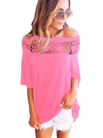 https://static2.cilory.com/284210-thickbox_default/pink-crochet-neckline-top.jpg