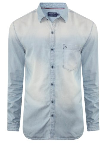 32ea97fa5f  Numero Uno Pure Cotton Light Blue Denim Shirt.  https   static3.cilory.com 288036-thickbox default numero-