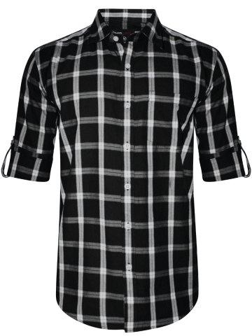4a8088ac >NoLogo Pure Cotton Black Shirt.  https://static2.cilory.com/341852-thickbox_default/nologo-