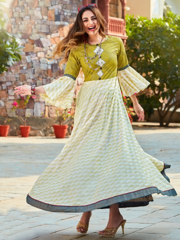 https://static6.cilory.com/371386-thickbox_default/fashion-cream-olive-green-printed-kurti.jpg