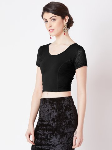 https://static3.cilory.com/373211-thickbox_default/jelite-black-net-sleeves-blouse.jpg