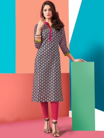 https://static8.cilory.com/373522-thickbox_default/dark-brown-lawn-cotton-printed-kurti.jpg