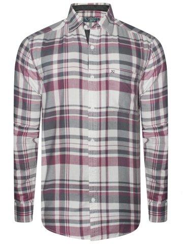 https://d38jde2cfwaolo.cloudfront.net/382792-thickbox_default/numero-uno-pure-cotton-pink-grey-shirt.jpg