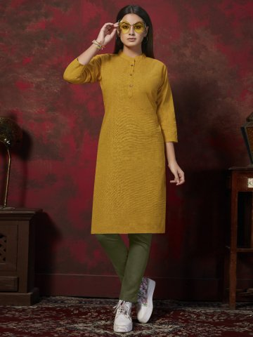 https://static3.cilory.com/399019-thickbox_default/yellow-cotton-side-slit-kurti.jpg