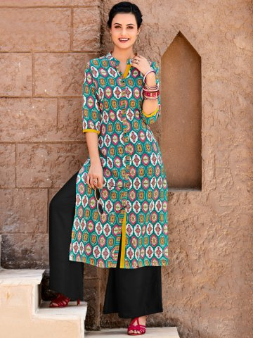 https://static6.cilory.com/403116-thickbox_default/kajal-front-slit-kurta-with-palazzo.jpg
