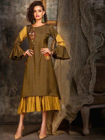 https://static3.cilory.com/405411-thickbox_default/mahendi-green-bell-sleeves-embroidered-kurti.jpg