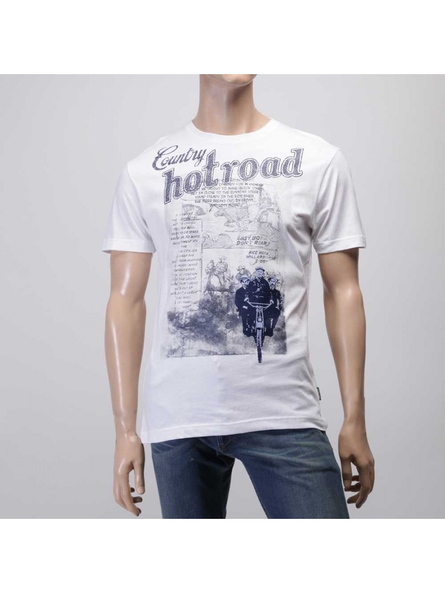 Buy T Shirts Online Wrangler Men T Shirts Wrts 2422