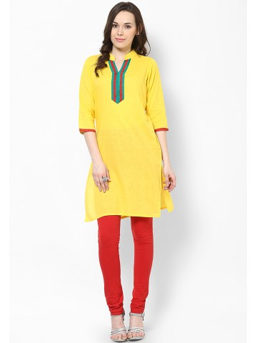 https://d38jde2cfwaolo.cloudfront.net/69092-thickbox_default/jaipur-kurti-s-women-pure-cotton-yellow-kurti.jpg