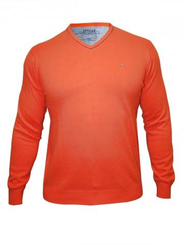 https://static2.cilory.com/87427-thickbox_default/spykar-orange-v-neck-sweater.jpg