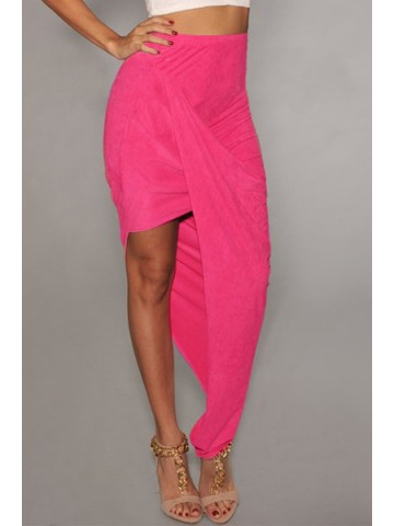 https://d38jde2cfwaolo.cloudfront.net/87649-thickbox_default/pink-ruched-asymmetrical-draped-sexy-skirt.jpg