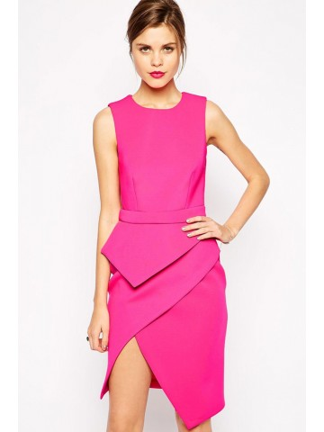 https://static5.cilory.com/87702-thickbox_default/pink-premium-asymmetric-peplum-dress.jpg