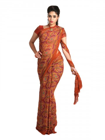 https://static2.cilory.com/89739-thickbox_default/jaipur-kurti-s-gleaming-brown-faux-georgette-saree-paired-with-blouse.jpg
