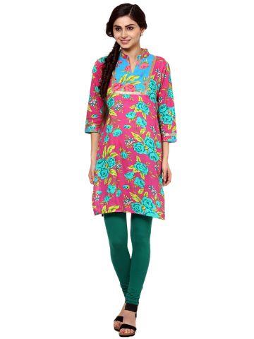 https://static7.cilory.com/96720-thickbox_default/jaipur-kurti-s-pure-cotton-pink-kurti.jpg