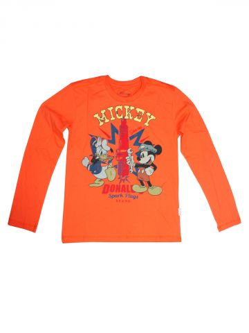 https://static1.cilory.com/96965-thickbox_default/mickey-and-friends-blazing-orange-full-sleeve-crew-neck-tee.jpg